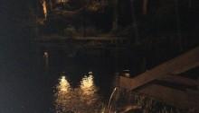 Brunnsparken damm
